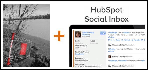 hubspot_social_inbox_and_ecommerce_abandoned_cart_nurturing