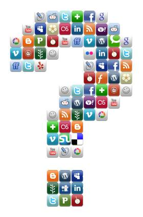Social-Media-Question-Mark